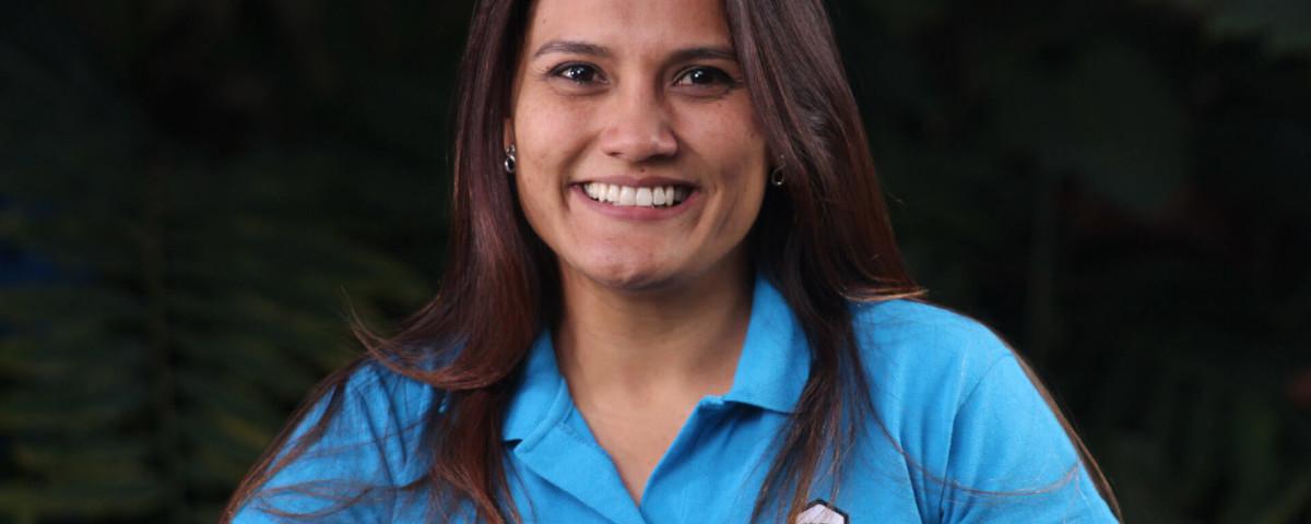 Pamela Castillo nueva DE del Centro CIentífico Tropical